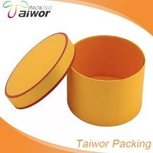 Custom Luxury Packaging Box Round Cardboard Gift Box