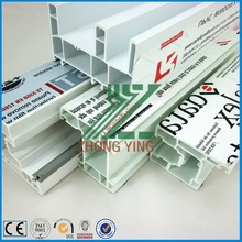 Suitable for tropical regions pvc profile window and door