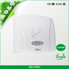 Jet air hand dryer,wall mounted hand dryer,hands free hand dryer