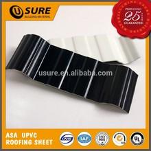 micron coated rain cover black corrugated plastic pvc sheets 4x8