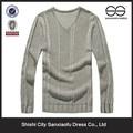 caliente venta nuevo diseño suéters hombre suéter tejido a mano