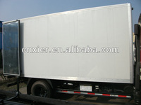 New design refrigerated truck body/ insulated box/ckd reefer body panel -40c frozen goods van eutectic refrigeration units