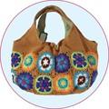 Nuevo diseño de china 2014 crochet bolsa bolso de la mujer, bolso de la manera, de la mano- hecho bolsa