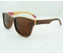 Latest Hot Selling!! top grade wood and bamboo sunglasses polarized