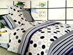 customized black polka dot cotton world colorful floral bedding sets egyptian cotton duvet set