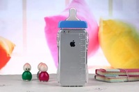led flash light up case for iphone 5 tpu clear phone case