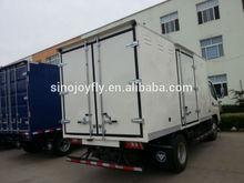 refrigeration pick up refrigerator insulated box truck body