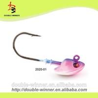 wholesale chinese fishing tackle lead ice fishing jigs