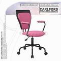 China proveedor de alta calidad de la pu silla de respaldo d-8242 para silla de oficina