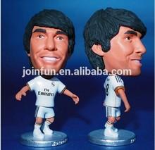Football player figure;Mini football player toy figure;Plastic football player doll figure