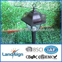 Cixi Landsign plastic solar light series led solar lantern type wholesale XLTD-249B home solar system