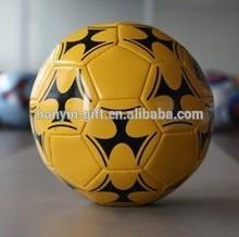 The Popular promotion customized PVC/PU soccer ball/football