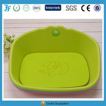 hot selling PP plastic enviroment dog bed