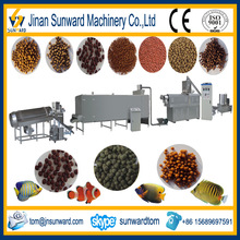 Automatic Extruded Feed Production Manufacturer Made In China