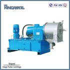 Sulzer technology large volume table salt dewatering centrifuge continuous