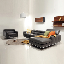 2015 Popular Leather Sofa Design