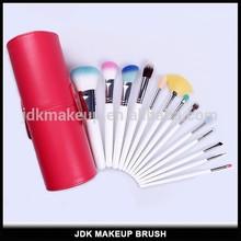 JDK 13PCS Rainbow Color Hight Quality Make Up Brushes
