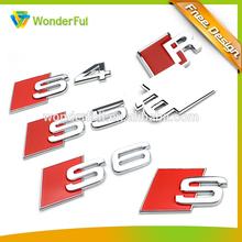 Quality Custom Logo Badge /Car Sticker Emblem S6 Auto Emblem