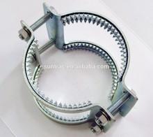 Grip hose clamp