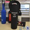 Promotion cheap single wine bottle cooler bag