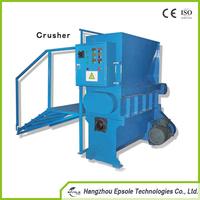 Waste EPS Scraps EPS Panel Plastic Crusher/Grinder/Shredder for EPS Recycling System