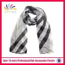 Super quality unique viscose scarf rayon shawl
