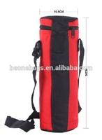 Portable Water Bottle Holder Drink Cooler Shoulder Bag