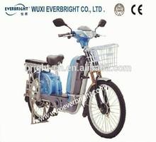 big wheel electric bike with EN15194