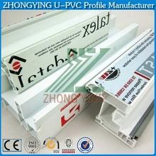 Guangzhou manufactuer spot supply interior pvc door frame