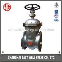 Monel sealing gate valve