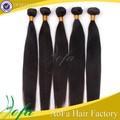 Peinados lacio largo del pelo de la armadura paquetes de pelo malasio recto rizado de la armadura del pelo