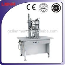 High quality best sale 3-in-1 aerosol filling machine