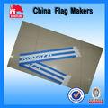 decorativi ingrosso poliestere stampati personalizzati sciarpe calcio a buon mercato