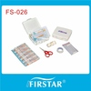 most popular portable army first aid kit camping hiking use