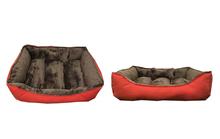 Square dog sleeping bed dog bed pet