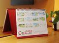 gute qualität fördernde falten stehpult bambus kalender