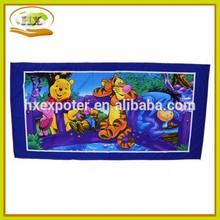 HOODED MERMAID TOWEL CHILDRENS KIDS BEACH POOL TOWEL/PONCHO