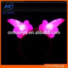 2015 New Style Sheep Horn Headband,Glowing LED devil horn headband
