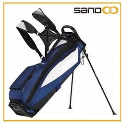 Sandoo alibaba BCSI audit 1800D fabric golf bag stand attachment