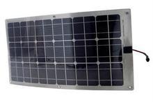 50W semi-flexible solar panel