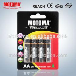 LR6 AA Alkaline battery 1.5V Dry battery