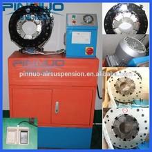 hydraulic air suspension crimping machine for air suspension shock