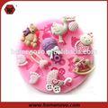 pastel de accesorios para la decoración de la torta del molde simple decoración de pasteles