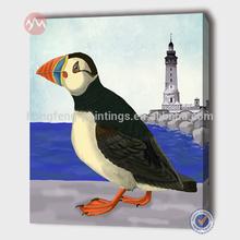 animal bird original paintings art