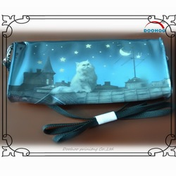 new product blue sky portable plastic soft bags