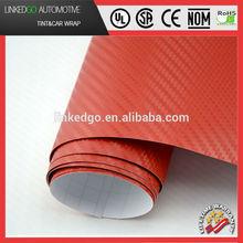Most populat car sticker vinyl film carbon 3d car body wrap