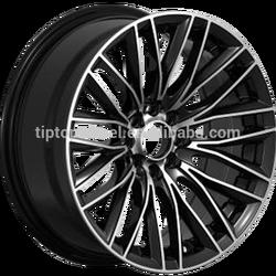 Item=947 France after market alloy wheel for Citroen Peugeot Renault bmw chrome wheel center caps replica wheel rims / tires