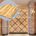 Nouveau produit 2015 simili. pierre en plastique composite construction maison moderne carreaux de marbre dubaï