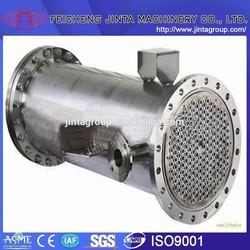 ASME/CE Certified tubular preheater, tube shell heat exchanger