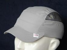 2015 high quality football mesh multi panels high standard running sports hat
